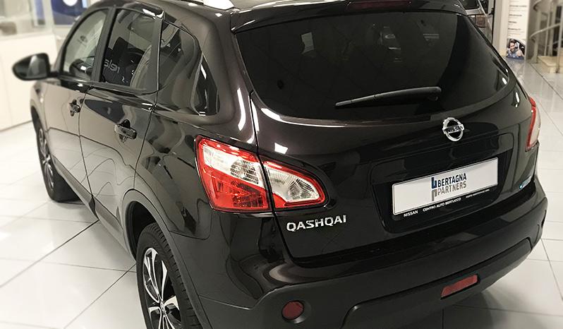 Nissan Qashqai N-Tec 1.6 DCI completo