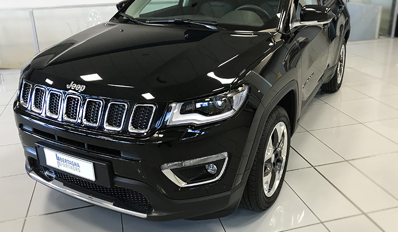 Jeep Compass Limited 1.6 completo