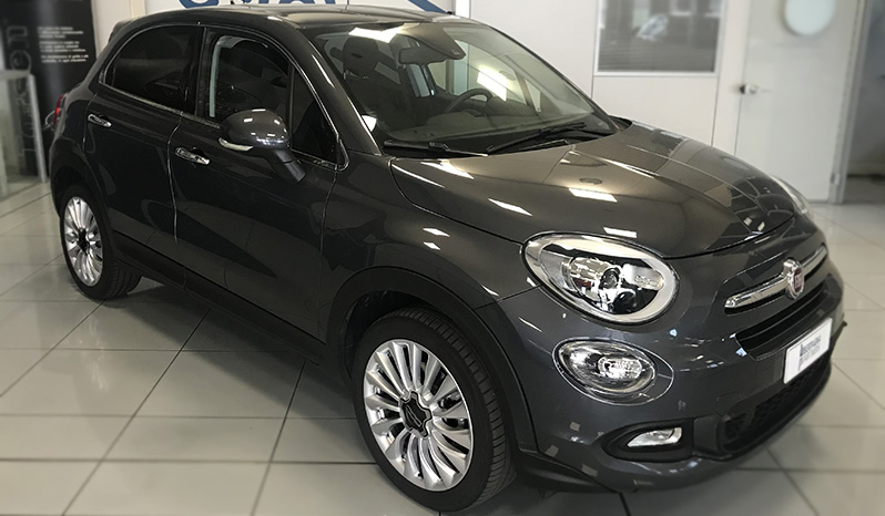 Fiat 500 X Lounge 1.6 M-Jet completo